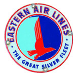 Eastern Air Lines Circular Sign
