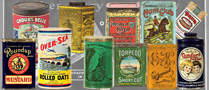 Tins, Boxes, Packs