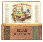 Silas Johnson Cigar Box