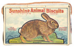 Sunshine Animals Biscuits Package