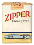 Zipper Cigarettes Package