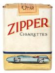 Zipper Cigarettes Package
