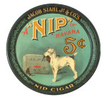 Nip Cigar Tray