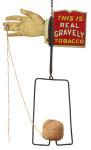 Gravely's String Holder
