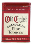 Old English Tobacco Tin
