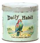 Daily Habit Cigar Tin