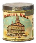 Faneuil Hall Cigar Tin