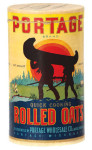 Portage Oats Package