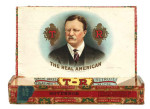 TR (Teddy Roosevelt) Cigar Box