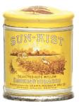 Sun-Kist Tobacco Tin