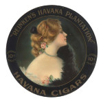 Mildred Reinkens Cigars Sign