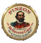Pinzon Cigars Pin Holder