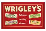 Wrigley's Gums Sign