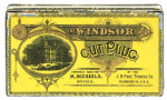The Windsor Tobacco Tin