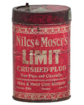 Limit Tobacco Tin