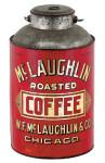 McLaughlin Coffee Pail