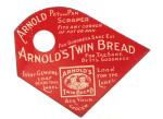 Arnold's Twin Bread Pot Scraper