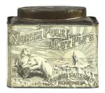 North Pole Tobacco Tin