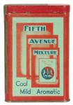 Fifth Avenue Tobacco Tin