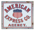 American Express Co Sign