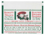 Buster Brown Gum Wrappers