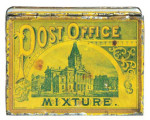 Post Office Tobacco Tin