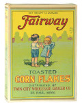 Fairway Cereal Box
