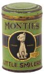 Montie's Cigar Tin