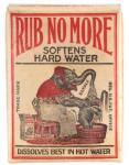 Rub No More Soap Box