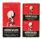 Hercules Condoms Box