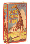 Long Chew Gum Box