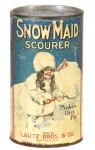 Snow Maid Cleanser Tin