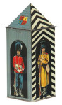 Huntley & Palmers Sentry Box Biscuits Tin