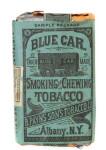 Blue Car Tobacco Sample Pack