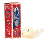 Owl Golf Balls and Package