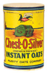 Chest-O-Silver Oats Package