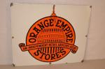 Orange Empire Stores Sign