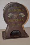Diamond Matches Coin-Operated Machine