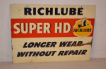 Richlube Sign