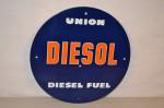 Union Diesol Pump Plate