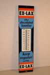 Ex-Lax Porcelain Thermometer