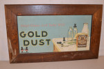 Gold Dust Framed Paper Poster