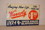 Waverly Single-Sided Tin Sign