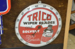 Trico Round Thermometer