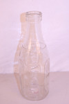 Mobiloil Embossed Oil Bottle