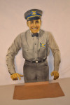 Goodyear Cardboard Display