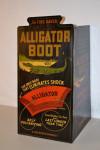 Alligator Boot Metal Store Display