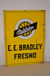 Studebaker Single-Sided Porcelain Sign