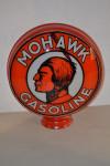 Mohawk Gasoline Globe