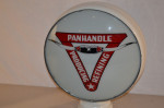 Panhandle Wide Metal Globe